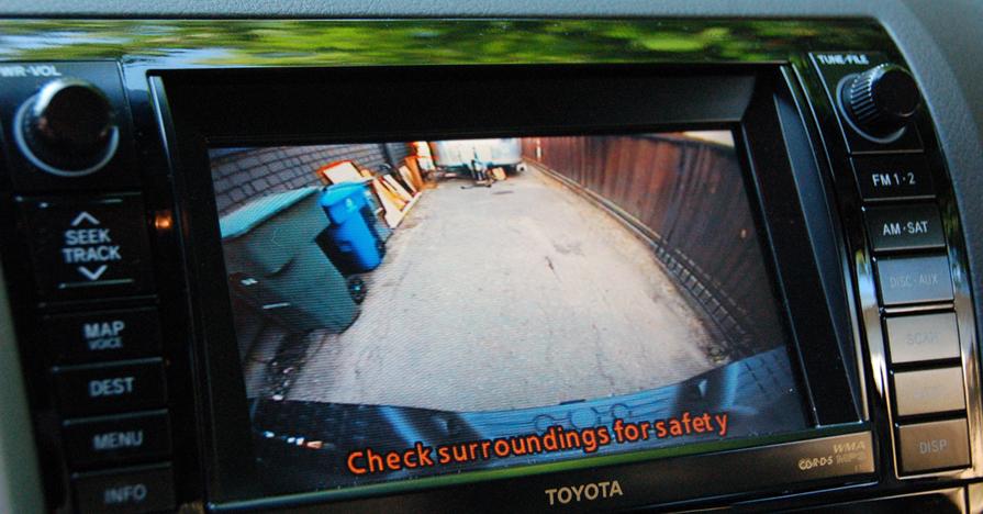 CarMods Navigation WirelessBackupCamera SportsCar KnowHow
